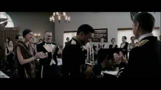 """""""Dinner Party"""" Scene From The 2006 Film """"Letters From Iwo Jima"""" Directed By Clint Eastwood."""