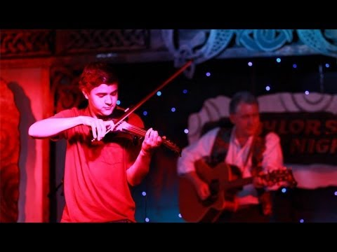 Best Irish Jig Ever (Electric Violin) by TKA Senior Jose Kropp