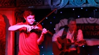 Best Irish Jig Ever (Electric Violin) by TKA Senior Jose Kropp