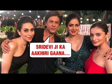 Shah Rukh Khan Has A SURPRISE For All Sridevi Fans | Zero | Anushka Sharma | Katrina Kaif