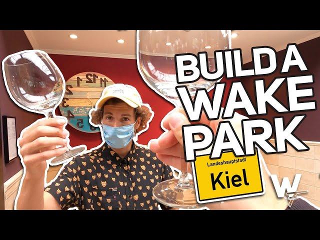"""Ab in die Landeshauptstadt """"HARRY RÜCK DIE FLIESEN RAUS!"""" Vlog#5 Wakepark Fehmarn"""
