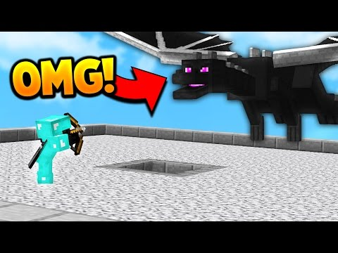 BREAKING THE GAME...? | Minecraft BED WARS