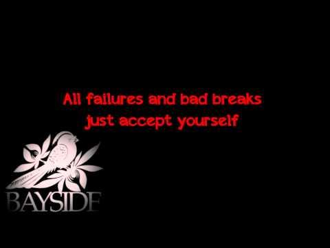 Bayside - Masterpiece (Lyrics)