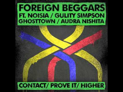 Foreign Beggars feat Noisia  Contact Noisia Remix