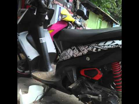 Cutting sticker vario 110