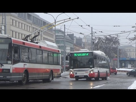 Brno Turany Airport Bus To Main Station