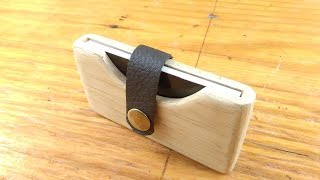 Escagedo Business Card holder