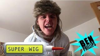 Ben Phillips | Super Wig PRANK!!! - I