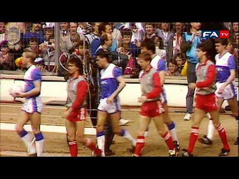 Ian Rush - The FA Cup Greatest 11   FATV