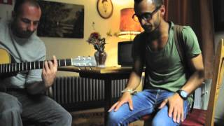 """Gavin DeGraw - Not Over You """"Acoustic cover by Adil & A.K.A."""""""