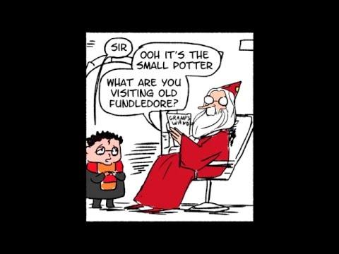 Dumbledore's Bowel Problem