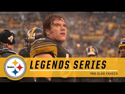 Legends Series: Alan Faneca