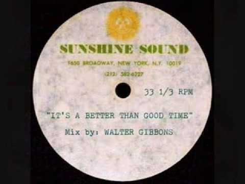 Gladys Knight & The Pips - It's A Better Than Good Time (Mixed with Love by Walter Gibbons)