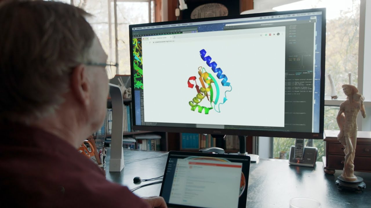 AlphaFold, el programa de Google que revolucionará nuestra comprensión de las proteínas