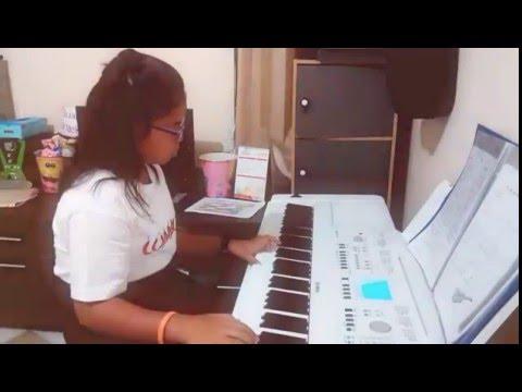Ayah (Seventeen) piano by Irene