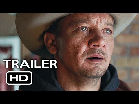 Wind River Official Trailer #1 (2017) Jeremy Renner, Elizabeth Olsen Thriller Movie HD