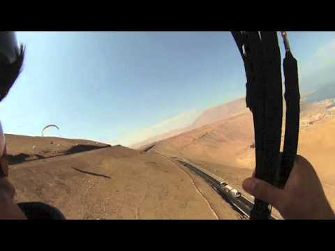 Iquique - Chile - Parapente 2013  windtech