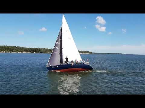Saaremaa MV 2018 finiš Mõntus Liliann
