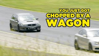 homepage tile video photo for Supergramps is BACK! (Cause I broke the STI)