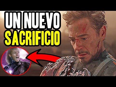 Brutal la MUERTE de Iron Man más cerca con Rescue en Avengers 4 y más teorías!