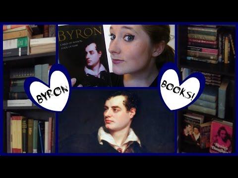 My Byron Bookshelf Tour! (July 2014) | Amy McLean