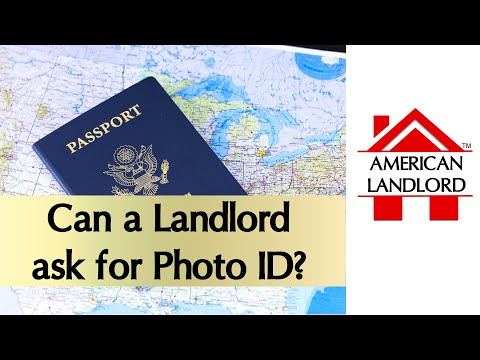 Can a Landlord ask a Tenant for Photo ID? | American Landlord
