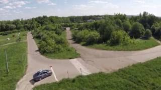 видео автошкола в Калининском районе