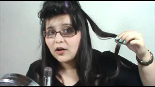 Part 1: Wonder Woman Character Hair Tutorial Thumbnail