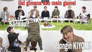 EXO-MUGI BOX Ayok liat gimana exo kalo main game 🎮🎮