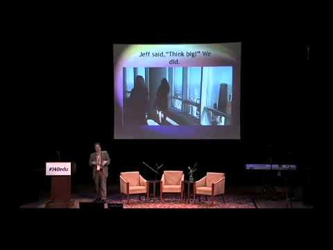 "#140edu 2012: Dr Jeremy Lipschultz, ""Academic Administration and Social Media"""