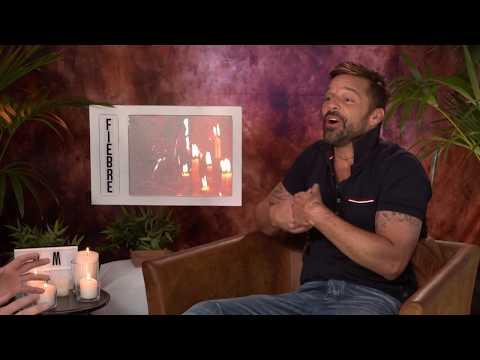 Entrevista con Ricky Martin para CADENA 100