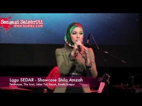 Lagu SEDAR - Showcase Shila Amzah