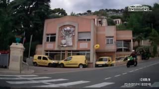 По Европе на авто. #79. Монако - Канны. Франция 2016,   #europebycar(Монако - Канны. Франция 2016, #79. По Европе на авто, #europebycar 14.07.2016 Едем из Монте Карло Бич в Отель