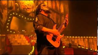 Slipknot - Left Behind Live Knotfest 2014