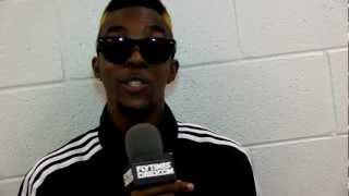 Roscoe Dash Interview 7/21/2012 (FlyTimesDaily.com Exclusive)