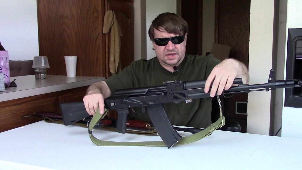 Download AK74 & AK74M Differences (Arsenal SLR105 vs Izhmash SGL31)