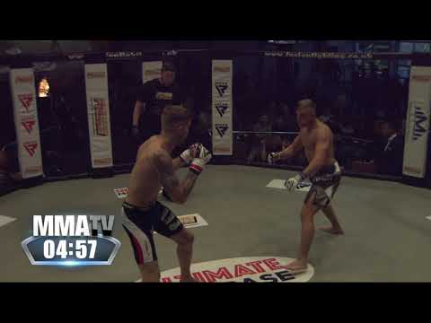 Fight 8 Jack Edwards vs Quinten De Vreught FFC 30