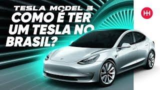 Tesla Model 3: como é ter um carro elétrico e autônomo no Brasil