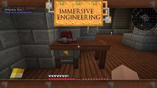 Immersive Engineering | Episode 7 | Workbench & Garden Cloche