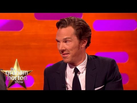 Thumbnail: Benedict Cumberbatch Mortified By Reddit Reviews - The Graham Norton Show