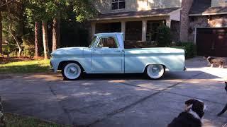 1964 Chevrolet C10, 1/2 ton, Fleetside Short bed