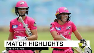 Healy, Perry set record stand in run-scoring spree | Rebel WBBL|05