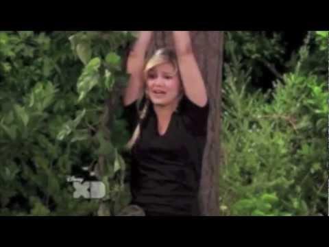Olivia Holt 2013 Kickin It Kickin' It Jack Vs. Ki...