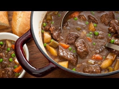 Easy Beef Stew - How To Make The Easiest Way