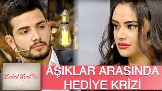 Zuhal Topal'la 105. Bölüm (HD) | Ali'nin Hangi Sürprizi Naz'ı çileden çıkardı?