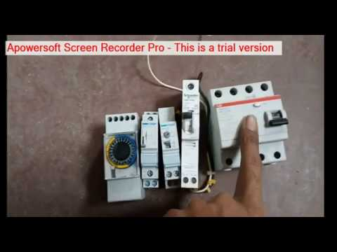 Staircase Timer Wiring Diagram - Catalogue of Schemas on