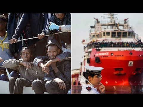 Italy Threatens To Send 200,000 Migrants Into Europe With Visas Due To Crisis