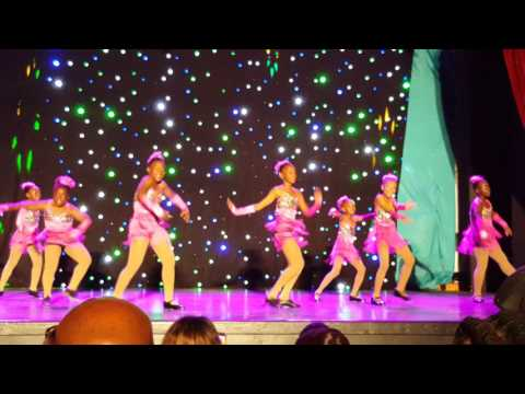 Ballet III Tap at National Dance School of the Bahamas 2017