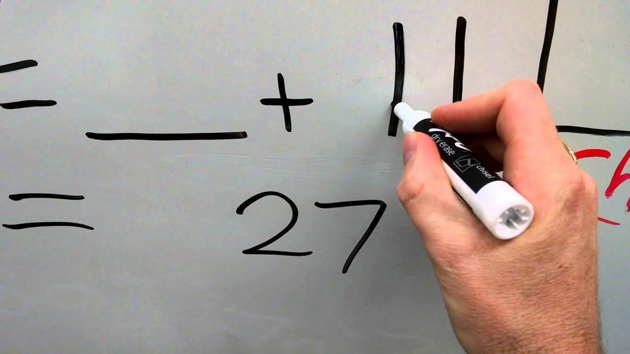 small resolution of 2nd Grade Balanced equations - YouTube