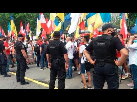 Срочно! Терпение ЛОПНУЛО: Сторонники Шария захватили Киев